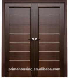 Are you looking for best wooden doors for your home that suits perfectly? Then come and see our new content Wooden Main Door Design Ideas. Wooden Double Doors, Modern Wooden Doors, Wooden Front Doors, Modern Door, Modern Entry, Main Entrance Door Design, Wooden Main Door Design, Double Door Design, Office Entrance