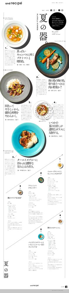 create restaurant website, inspiration for the menue page / Restaurant Webseite erstellen, Speisekarte inspiration Food Web Design, Food Graphic Design, Web Layout, Layout Design, Page Design, Dm Poster, Poster Layout, Magazin Design, Japan Design
