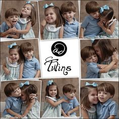 Twins | Siblings | Family photography