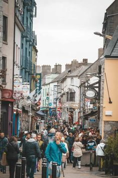 20 Best Things to do in Galway, Ireland - Galway, Ireland Ireland Travel Destinations Ireland Pubs, Ireland Hotels, Castles In Ireland, Cork Ireland, Ireland Food, Belfast Ireland, Ireland Vacation, Ireland Travel, Scotland Travel
