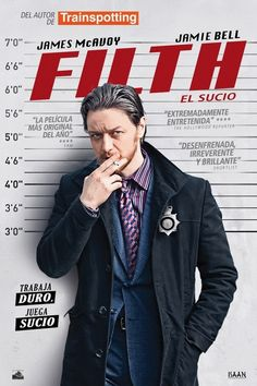 Watch Filth (2013) Full Movie Online Free