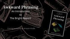 Awkward Phrasing - Free Book Announcement