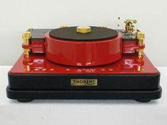 High end vintage audio audiophile Thorens Prestige Turntable… Fi Car Audio, Hifi Audio, Radios, Audiophile Turntable, High End Turntables, Music Machine, Audio Room, Record Players, High End Audio
