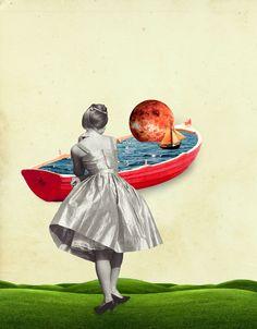 Julia Geiser #art_now #collage