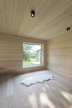 Image 6 of 8 from gallery of Emberger Residence / LP Architektur. Photograph by wortmeyer photography Modern Wooden House, Modern Barn House, Timber House, Architecture Design, Box Houses, Beach Cottage Decor, Wood Interiors, Decoration, Home