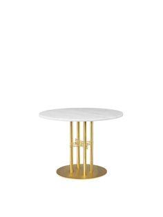 GUBI // TS Column Lounge Table by GamFratesi