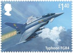 The Royal Mail has issued ten special stamps to mark the centenary of the Royal Air Force. Key aircraft from the RAF's history are… Royal Mail Stamps, Uk Stamps, Postage Stamps, Raf Centenary, Aviation World, Commemorative Stamps, Going Postal, Penny Black, Stamp Collecting