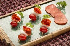 Espetinhos de Pepperoni Ceratti | Receitas Gshow