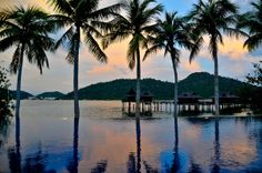 Pangkor & Pangkor Laut - die Perlen vor Peraks Küste » #Malaysia Urlaub