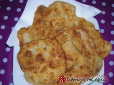 Greek Appetizers, Savory Muffins, Greek Cooking, School Lunch Box, Greek Recipes, Food Pictures, French Toast, Deserts, Cooking Recipes