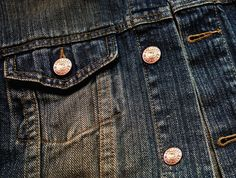 #breast pocket #button #button hole #denim #fabric #fashion #garment #jacket #jeans buttons #pocket #stitches
