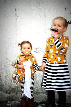 Kostenloses Schnittmuster Nena Y Chiquillo von Lilabrombeerwölkchen  Free Pattern for Kids/Kinder/Girls/Mädchen/Boys/Jungs