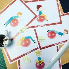 Plein d'exercices à faire avec les ballons! ❣️#psychomotricité #kiné #stimulation #motricité #vestibulaire