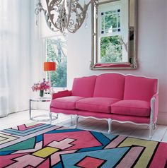 Tribe by Matthew Williamson for The Rug Company