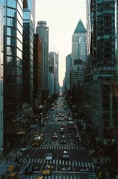New York   by Miranda Barnes