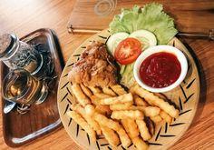 European Food in Lombok #Hellolombokku #ezytravel #kuliner #food #lombok #indonesia #wisatakuliner #makanan