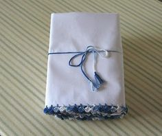 Miss Abigail's Hope Chest: Project Photos of Zig-Zag Edging