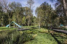 Galeria de Parque Ribeiro do Matadouro / Oh!Land studio - 19