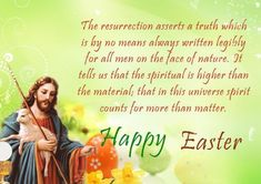 Happy Easter Wishes Easter Wishes Images are mentioned here. Also, you can get Easter Wishes Images, Photos, Wallpapers 2018 here. Easter 2018 & Easter wishes all are here. Easter Poems, Happy Easter Quotes, Easter Prayers, Happy Easter Wishes, Happy Easter Sunday, Happy Easter Greetings, Easter Sayings, Sunday Wishes, Jesus Easter
