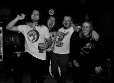 Stránka kapely MindRape hrající často v Kempu, protože basový kytarista je syn vedoucího podniku.