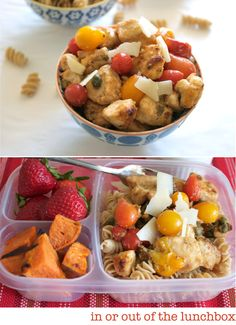really good website for healthy lunch/food ideas