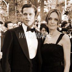 Classic Brad & Angelina
