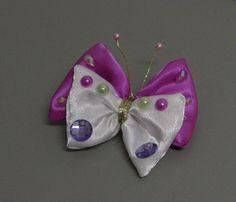 Borboleta de tecido  Passo a Passo -tissue Butterfly
