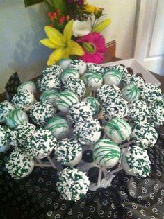 MSU cake pops!