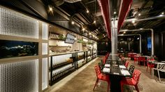 Gachi by Kimchee BBQ by ARTTA Concept Studio, Hong Kong » Retail Design Blog