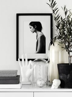 Interior Styling | Clean Green for the New Year