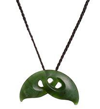 Fishhook greenstone jade pendant maori new zealand art fishhook greenstone jade pendant maori new zealand art pinterest jade pendant maori and gift aloadofball Images