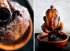 Kurczak pieczony na butelce piwa - 5 rad jak to zrobić - przepis w Meatmyday.pl Steak, French Toast, Breakfast, Food, Breakfast Cafe, Essen, Yemek, Steaks, Meals