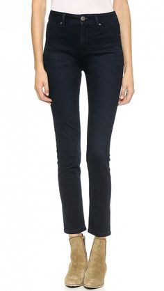 DL Nina Ultra High Rise Skinny Jeans // #Shopping
