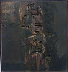 Lucio Muñoz paintings, plastic arts, visual arts, fine arts, abstract