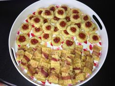 All Mixed Up: A Passion for Parmesan  Cracker Crack - AKA Parmesan Bacon Crackers - TO DIE FOR!!!  And Savory Parmesan Thumbprints - Yum!