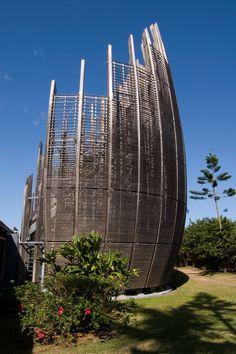 Tjibaou Cultural Centre - Renzo Piano, New Caledonia