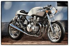 Cafe Racer Design SourceHonda CB750 @caferacerdesign