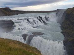 Guldfoss Falls, Iceland