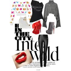 A fashion look from November 2014 featuring Marni sweaters, Roland Mouret tops and Joseph leggings. Browse and shop related looks. Roland Mouret, Marni, Joseph, November, Fashion Looks, Leggings, Shoe Bag, Sweaters, Stuff To Buy