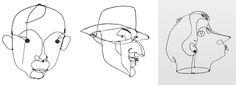 alexander calder - exhibition at the National Portrait Gallery -mdull.wordpress.com Alexander Calder, Kinetic Art, National Portrait Gallery, Surrealism, Sculpting, Modern Art, Sculptures, Abstract, Illustration