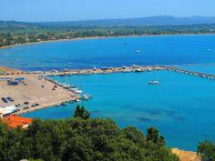 katakolo,ileia,greece,orizontes view hotel Greece Cruise, Olympia Greece, Cruise Port, World Traveler, Homeland, Travel Destinations, Exotic, To Go, Wanderlust