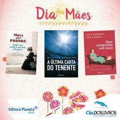 Confira os livros especiais da Editora Planeta para a mais querida mulher da sua vida. Vem pra Cia.!