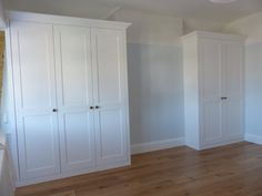 shaker style wardrobes - . Form Creations .