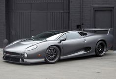 """1994 Jaguar XJ220S TWR. One of the best, and most forgotten super car. The car to beat, before """"Hyper Cars"""" became the term, and before the McClaren F1 this car was unstoppable."""