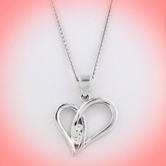Free Giveaway: Beautiful Sterling Silver Heart Pendant   Enter Here: http://www.giveawaytab.com/mob.php?pageid=533356000043281