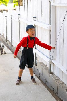 Toddler and Boy Knicker Pants with Hat 5-Piece Suit