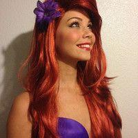 ariel hair accessory