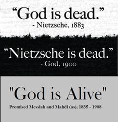 اللَّهُ لَا إِلَٰهَ إِلَّا هُوَ الْحَيُّ الْقَيُّومُ [2:256] اللہ ! اُس کے سوا اور کوئی معبود نہیں۔ ہمیشہ زندہ رہنے والا (اور) قائم باِلذات ہے Allah — there is no God but He, the Living, the Self-Subsisting and All-Sustaining