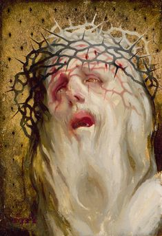 """Modern Devotional"" & ""Self Portrait"" by Michael Hussar"