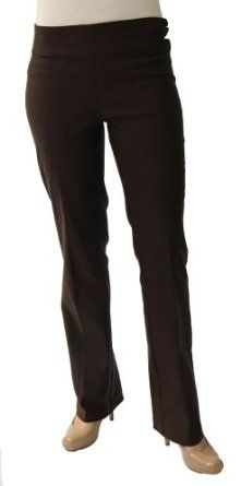 Pull on Pant in Coal by Tribal (12) Tribal. $42.31